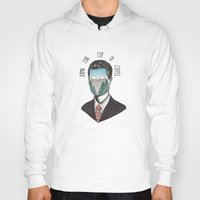 dale cooper Hoodies featuring Agent Dale Cooper by Ryan M Whiteley