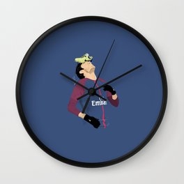 Neymar - PSG Wall Clock