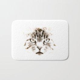 That Mischievous Cat Bath Mat