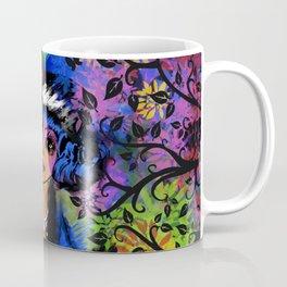 Ema in the garden Coffee Mug