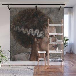Elsa Lancester is 'The Bride of Frankenstein' Wall Mural
