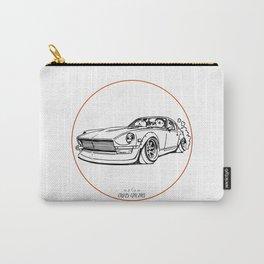 Crazy Car Art 0114 Carry-All Pouch
