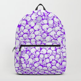 Gothic Crowd ULTRA VIOLET Backpack