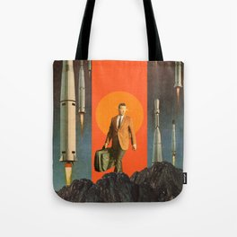 The Departure Tote Bag