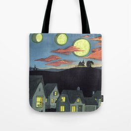 Witch Rumors Tote Bag