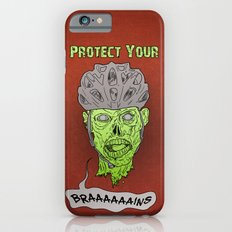 Zombie Brains iPhone 6s Slim Case