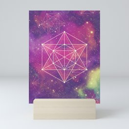 Merkaba Mini Art Print