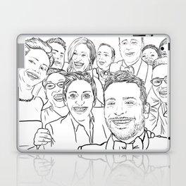 Oscar Selfie Laptop & iPad Skin