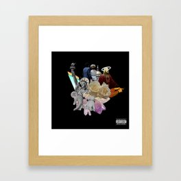 I Would Look Good On You Framed Art Print