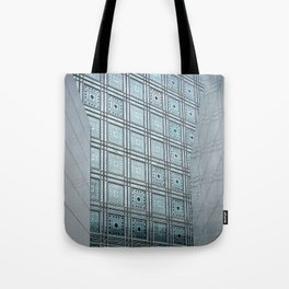 Arab World Institute Paris Tote Bag