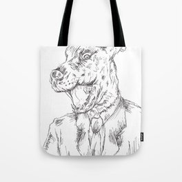 Unleashed 2 Tote Bag