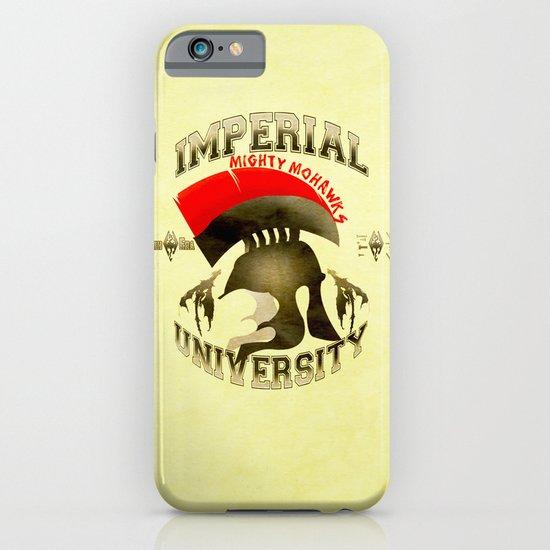 Imperial University(Skyrim) iPhone & iPod Case
