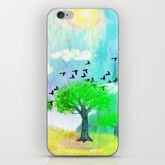 ONE SUNNY DAY - 049 iPhone & iPod Skin