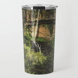 Chamarel Waterfall Travel Mug