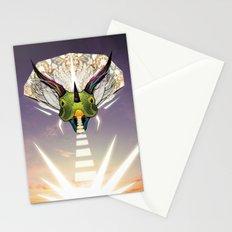 Volantesaurus Lux Stationery Cards