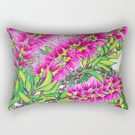 Callistemon Rectangular Pillow