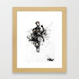 Of Guilt And Contempt Framed Art Print