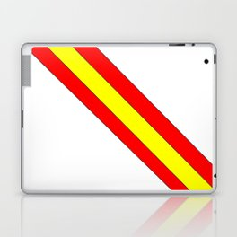 Flag of spain 7-spain,espana, spanish,plus ultra,espanol,Castellano,Madrid,Barcelona Laptop & iPad Skin
