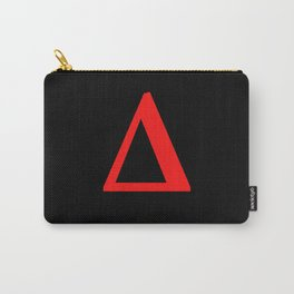 Delta  Δ Carry-All Pouch