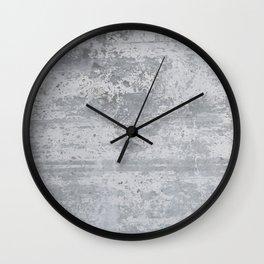 Concrete Stone Design Pattern Wall Clock