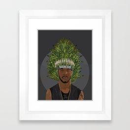 INDICUDI Framed Art Print