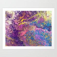 Nebula One Art Print
