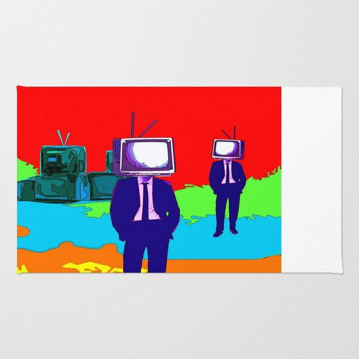 TV-Heads Rug