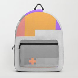 be positive + Backpack