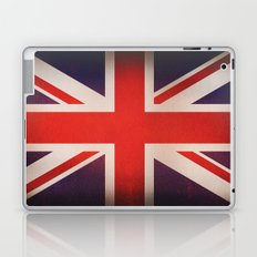 OLD UNITED KINGDOM FLAG Laptop & iPad Skin
