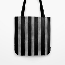Gothic Stripes II Tote Bag