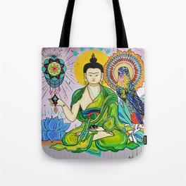 Buddha Freedom Nirvana Tote Bag