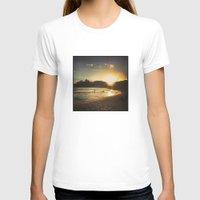 rio de janeiro T-shirts featuring Rio de Janeiro - Brasil  by Claudia Araujo