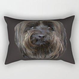 Fetchy Doodle Dandy Rectangular Pillow