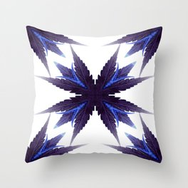 Standing Proud.... Throw Pillow