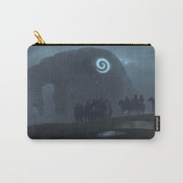 nope. wrong way, turn around Carry-All Pouch