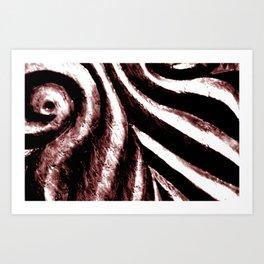 Carvings Art Print