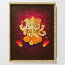 Ganesha | Animal Gods Serving Tray