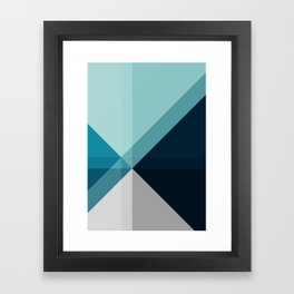 Geometric 1704 Framed Art Print