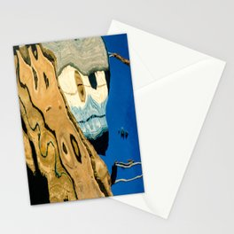 Water Painting Stationery Cards