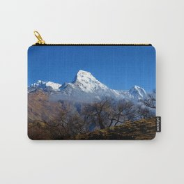 Panoramic View Of Annapurna Ghorepani Poon Hill Carry-All Pouch
