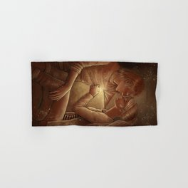 ChloNath - Close To You Hand & Bath Towel