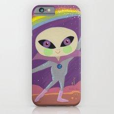 Rainbow Alien Slim Case iPhone 6s