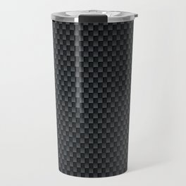Carbon-fiber-reinforced polymer Travel Mug