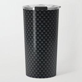 Carbon-fiber-reinforced polymer Travel Mug