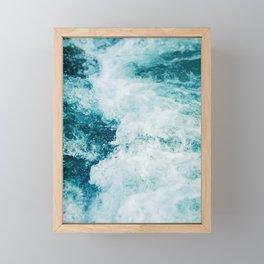 Dark Waters Framed Mini Art Print