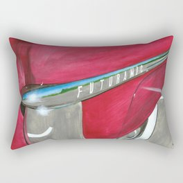 Futuramic #1 Rectangular Pillow