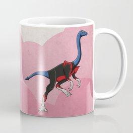 Nightcrawlimimus - Superhero Dinosaurs Series Coffee Mug