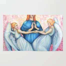 Magdalene, saint Mary Magdalene, Renaissance Rug