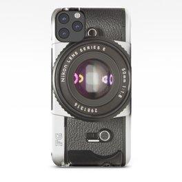 Nikon Camera Style iPhone Case