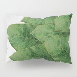 Banana Leaf III Pillow Sham